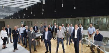 Nieuw SRON-gebouw in Zuid-Holland opgeleverd door bouwcombinatie MedicomZes/Kuijpers