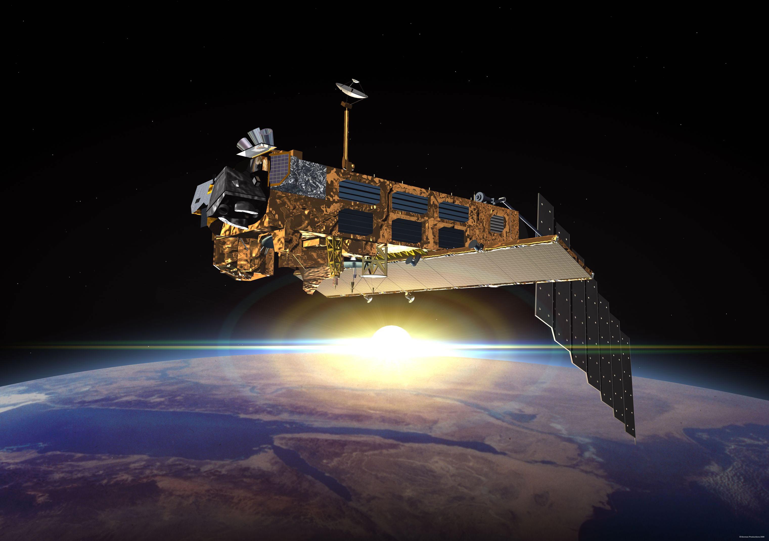 SRON Google Earth - Google earth satellite