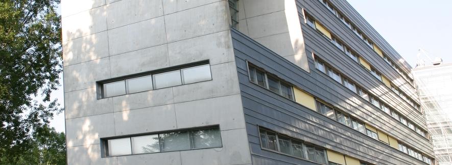 Universiteit aansluiting site